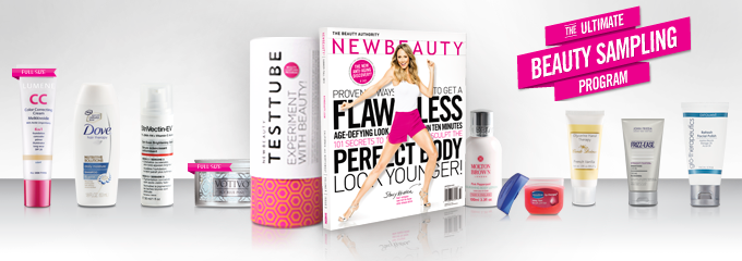 New Beauty TestTube Program at AgelessFX.com