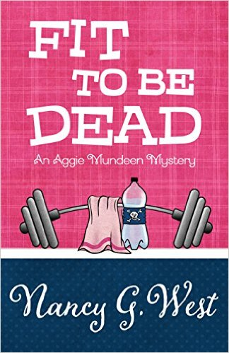 Fit to be Dead Book Cover on AgelessFX.com